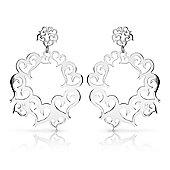 Jewelco London Sterling Silver - Earrings -