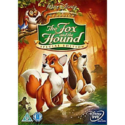 Disney: The Fox And The Hound (DVD)