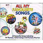 All My Favourite Songs - Tesco Exclusive