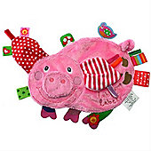 Label Label Friends Comfort Blankie (Pig)