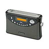 Roberts RD45 DAB/FM Portable Radio - Black