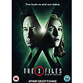 The X-Files: The Event Series DVD