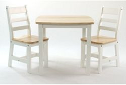 First Baby Safety Brandon Table and Chair Set