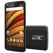 Tesco Mobile Motorola Moto X-Force Black
