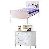 Murphy Bedroom Furniture Package - 2 Piece