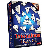 Triominos Travel Game