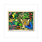 Rain Forest Wooden Jigsaw - 48 Pieces - Melissa & Doug