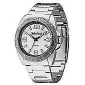 Timberland Malden Mens Stainless Steel Date Watch 13850JSTU-04M