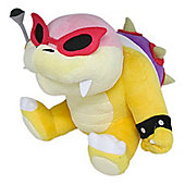 "Official Nintendo Super Mario Plush Series Stuffed Toy - 6"" Roy Koopa"