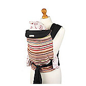 Palm and Pond Mei Tai Baby Carrier – Coloured Stripes