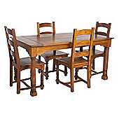 Ancient Mariner East Indies Dining Table - 160cm
