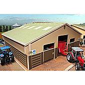 Brushwood Bt3000 Cubicle Shed - 1:32 Farm Toys
