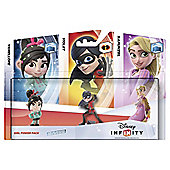 Infinity Girls 3 Figure Pack