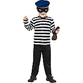 Little Burglar - Child Costume 6-7 years