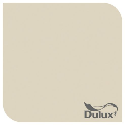 Dulux Silk Emulsion Paint, Hay Bale, 2.5L