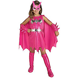 Batgirl - Child Costumes 5-6 years