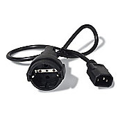 APC Power Cord - Black