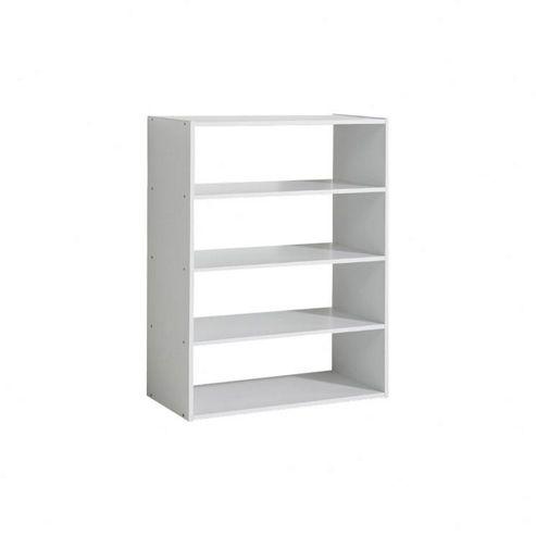 Elements Polar 4 Shelf Modular Storage Unit
