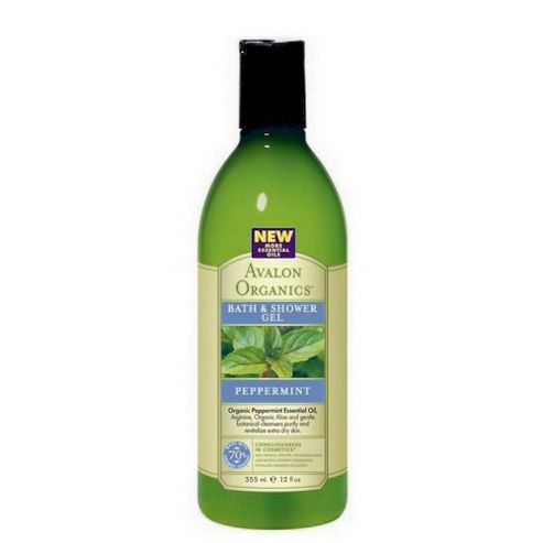 Peppermint Bath&Shower Gel 350ml