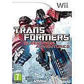 Transformers 3 - War For Cybertron - NintendoWii