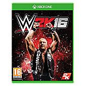 WWE 2K16 XboxOne