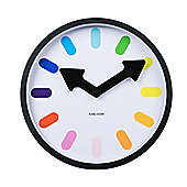 Karlsson Pictogram Wall Clock