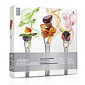Aroma R-Evolution Fork Set Cuisine Gastronomy Model Kit Bar Molecule-R