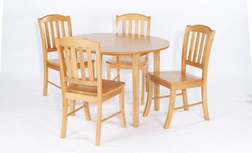 Home Zone Nastro 5 Piece Dining Set