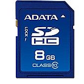 Transcend 8GB SDHC Class 10 Card