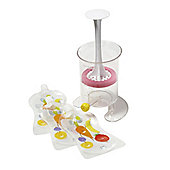 Mothercare Fill 'N Squeeze Baby Food Pouch Filler Starter Pack