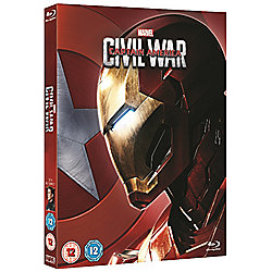 Captain America: Civil War - Iron Man Sleeve Blu-Ray