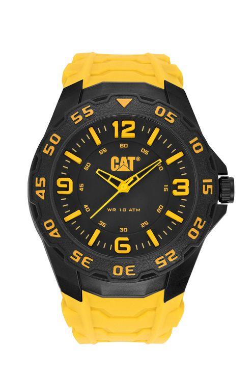 CAT Motion Mens Seconds Sub Dial Watch - LB.111.27.137
