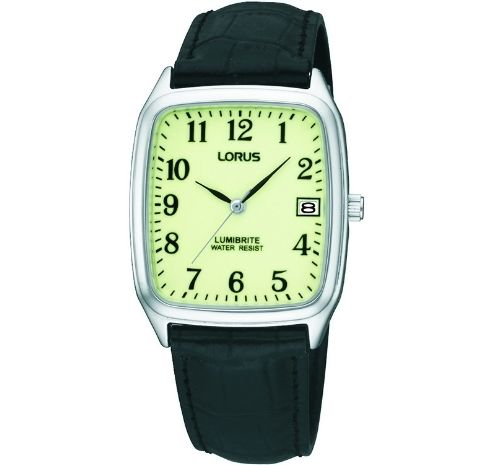 Lorus Gents Lumibrite Strap Watch RXD72EX9