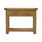 Mark Harris Avignon Oak Console Table