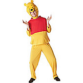 Winnie the Pooh - Adult Costume Size: 38-42