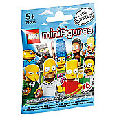 LEGO Simpsons Minifigures Mystery Bag