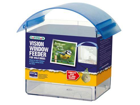 Gardman A01323 Vision Window Feeder