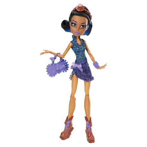 Monster High Dance Doll - Robecca Steam