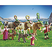 Playmobil - Alpine Festival Procession 5425