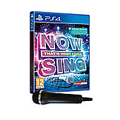 Now That's What I Call Sing: 1 Microphone Pack (PS4)