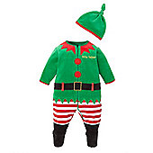 Novelty Elf All In One and Hat
