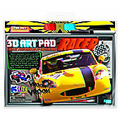 Great Gizmos 4 m 3D Art Pad Racer - Toys/Games