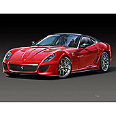 Revell Ferrari 599 Gto 1:24 Car Model Kit - 07091