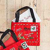 Letter To Santa Christmas Gift Bag - Urgent Delivery