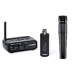 Shure SM57 Alesis MicLink Wireless - Wireless Dynamic Microphone Pack