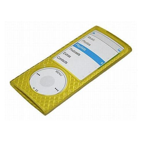 ProGel Skin Case for Apple iPod Nano 5G - Yellow