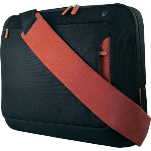 Belkin 7 inch Laptop Messenger Bag Black/Red