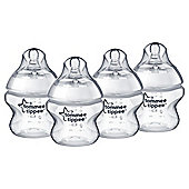 Tommee Tippee Closer To Nature Bottles 150ml x4