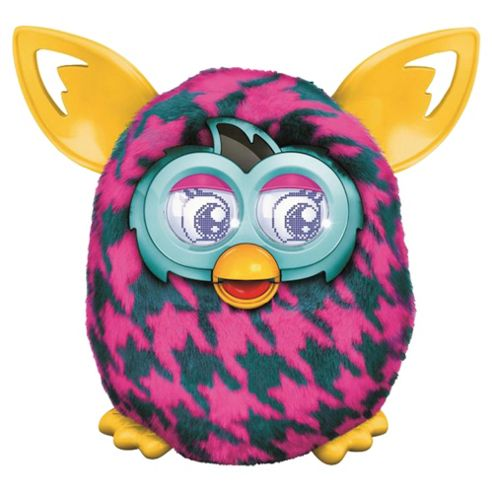 Furby Boom Sweet Houndstooth