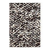 Esprit Madison Brown Woven Rug - 120 cm x 170 cm (3 ft 11 in x 5 ft 7 in)